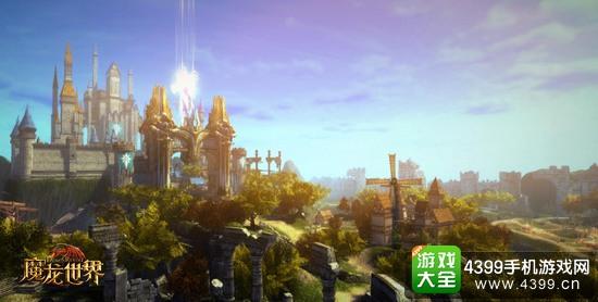 魔龙世界雷鸣城