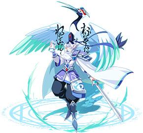 奥奇传说剑仙李白