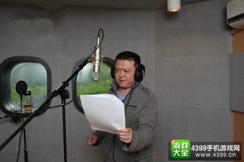 """图7:中国配音界""""不可或缺的声音""""——桂楠(资料图)"""