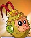植物大战僵尸2猕猴桃
