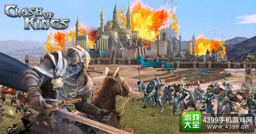 中韩巨龙对抗赛《列王的纷争》首次跨国大赛即将开启