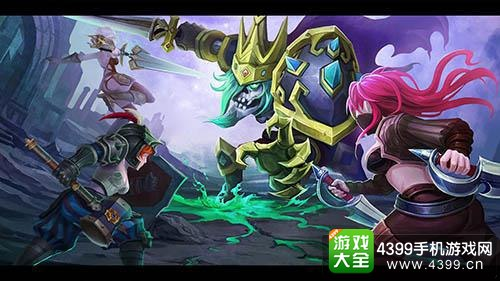 魔女骑士团三大巾帼英雄