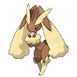 口袋妖怪VS长耳兔