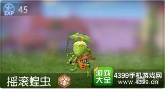 仙境传说ro守护永恒的爱摇滚蝗虫 摇滚蝗虫属性能力掉落图鉴