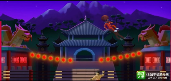 从头到尾都是飞踢 《Slam Jump》带来全新的格斗体验