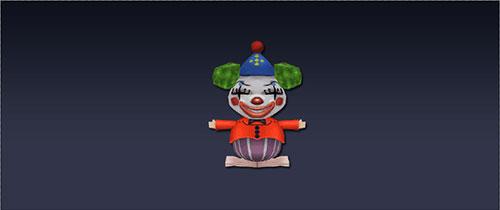 战争使命小丑手雷
