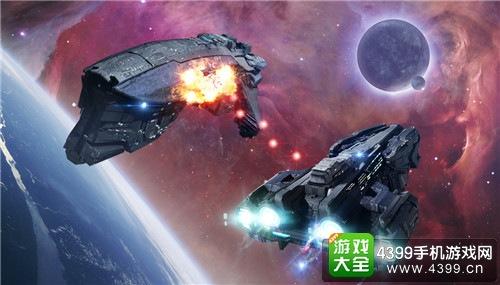 星盟冲突游戏画面