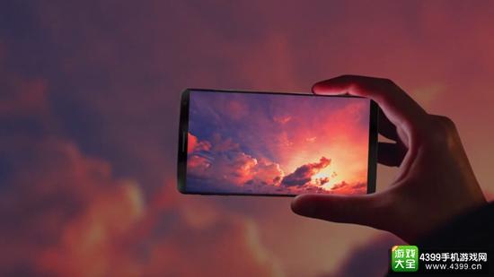 三星S8/S8+正式发布 屏占比84%美到窒息