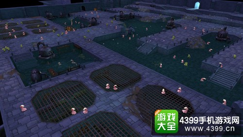 仙境传说ro手游古城区域情报再曝光 古城下水道魔物解禁