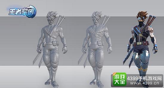 王者军团新英雄武藏