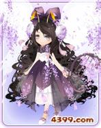 小花仙紫藤舞会套装
