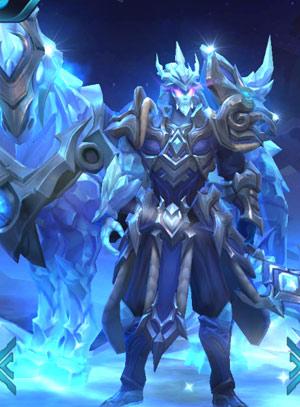 王者荣耀冰封战神