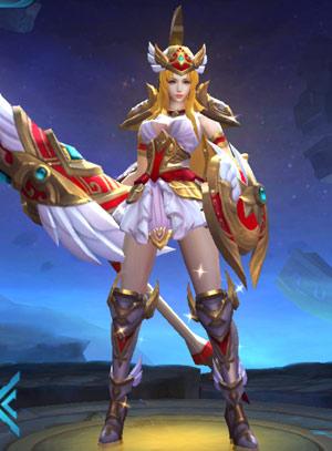 王者荣耀战争女神