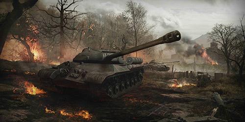 第68期小编也在玩:钢铁洪流驶来 《坦克连》军迷的狂欢