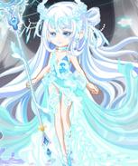 奥比岛星夜女神