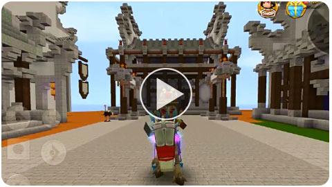 迷你世界建筑教学系列第11期 【沙豆解说】视频