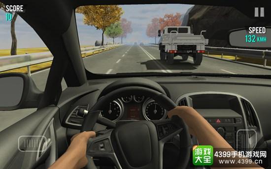 真实体验高速车辆自由行驶 《汽车模拟驾驶2017》评测
