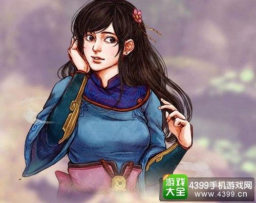 《侠客风云传》手游女性角色新结局盘点——沈湘芸