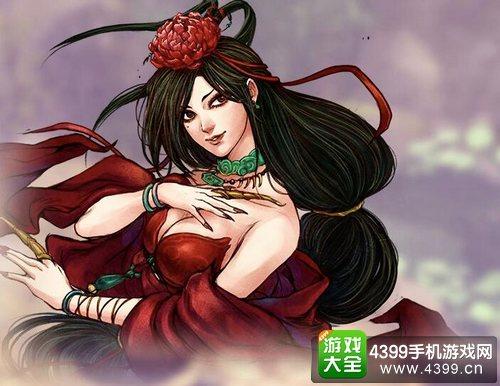 《侠客风云传》手游女性角色新结局盘点——夜叉