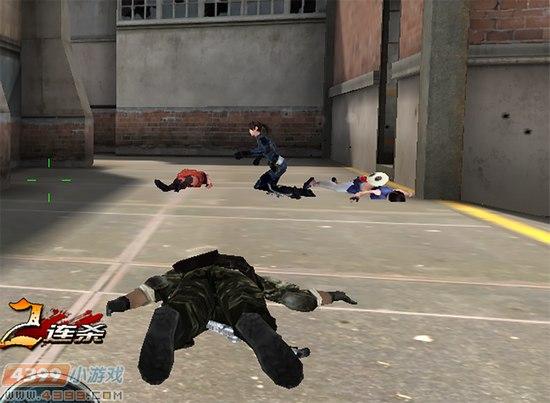 生死狙击游戏截图-为什么会这样