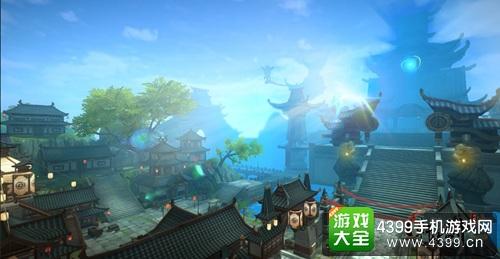 轩辕就之汉之云游戏画面