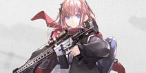 少女前线AR15返校季皮肤 ar15武装学院换装