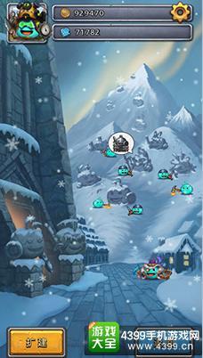 不思议迷宫雪山神庙开启方法
