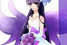 洛克王国手绘之花嫁伊芙