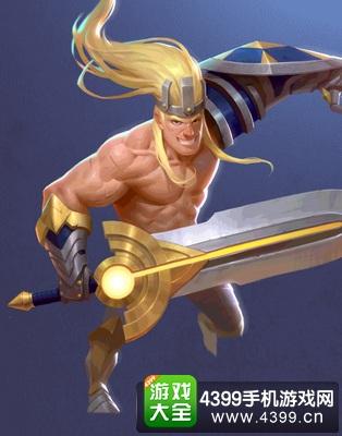 剑与家园初始英雄选哪个好——安德烈