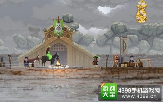 王国新大陆怎么建造石头防塔 手机版建筑升级