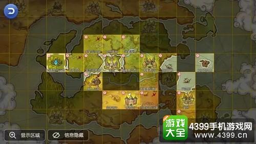 仙境传说ro手游古城咏叹调即将上线——古城地图