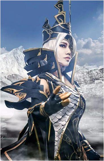 ChinaJoy封面大赛5