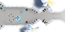 好游推荐:游走于《蓝色的边缘》 至简游戏的艺术