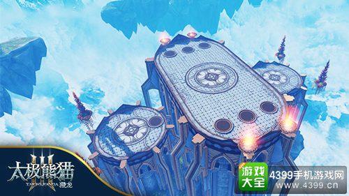 太极熊猫3:猎龙 战场大师