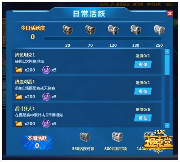 坦克堂4月21日更新内容 皮皮虾喷漆上线