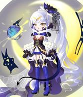 奥比岛咒术魔导师御姐装