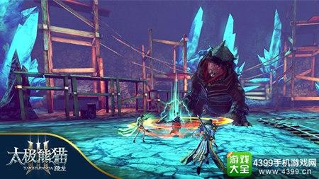 《太极熊猫3猎龙》水晶副本揭秘