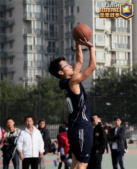 皇室战争篮球和CR,是曹车夫的最爱