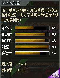 4399创世兵魂SCAR朱雀