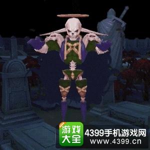 仙境传说ro手游古城BOSS介绍——黑暗之王