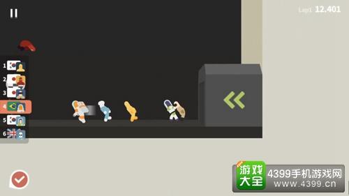Cosmo Race 游戏画面