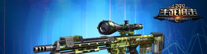 生死狙击DSR-1