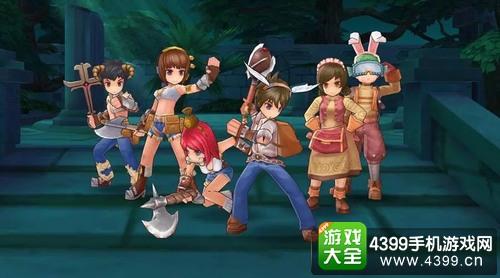 仙境传说ro手游EP1.0古城咏叹调中篇前瞻 铁匠斗技场即将来袭