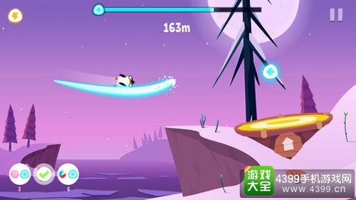 小企鹅画风