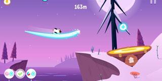 《小企鹅大冒险》登陆苹果商店 有梦就要飞翔
