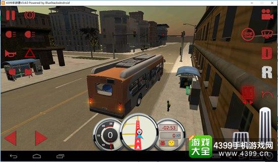 17路巴士模拟