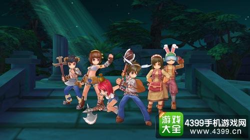 仙境传说ro手游EP1.0中篇今日上线