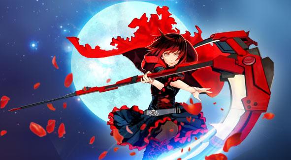 创世联盟赤红月影