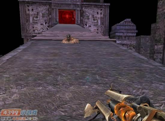 生死狙击游戏截图-遁地的咆哮体L型