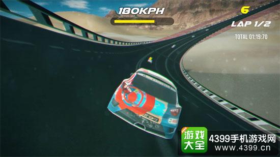 王牌赛车:涡轮增压
